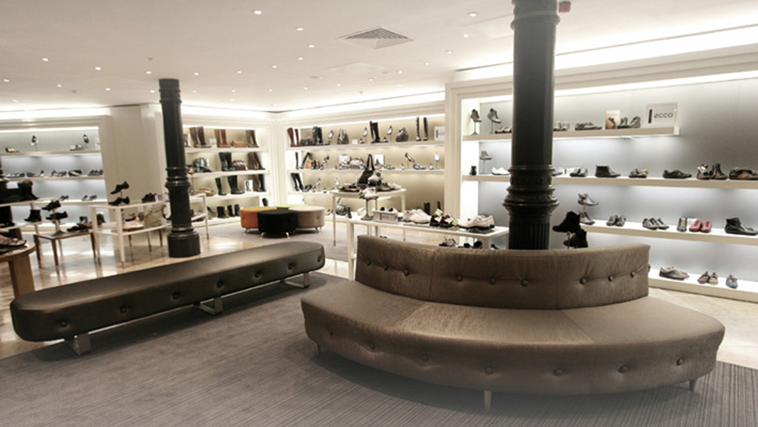 Arnotts Ground Floor